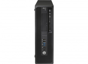 HP Z240 SFF,  I7-6700, 16GB, 256GB ZTURBO, NV-K620...