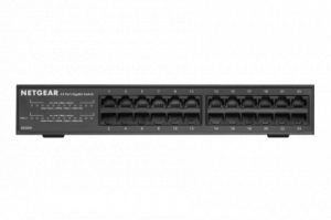 NETGEAR GS324 SOHO 24-port Gigabit Unmanaged Switc...