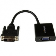 DVI-D to VGA Active Adapter Converter Cable 1920x1...