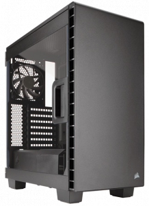 Corsair Carbide 400C Quiet , Compact Mid-Tower Cas...