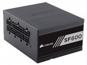 600W Corsair SF600 High Performance SFX Power Supp...