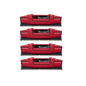32GB G.Skill DDR4-3000 Quad Channel Ripjaws V Blaz...