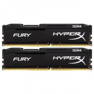 16GB Kingston 2133MHz DDR4 CL14 DIMM (Kit of 2) HyperX FURY Black