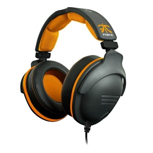 SteelSeries Black & Orange 9H Fnatic Edition U...