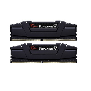 32GB G.Skill DDR4-3200 Dual Channel Ripjaws V Clas...