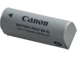 Canon NB9L BATTERY TO SUIT IXUS1000HS