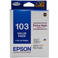 EPSON 4 COLOURS BUNDLE PACK T103192, T103292, T103...