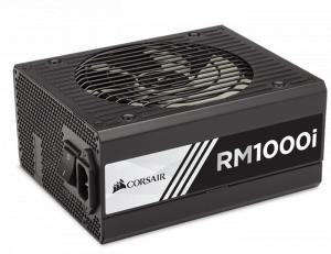 1000W CORSAIR RM1000i, ATX12V v2.4 and EPS 2.92,  ...