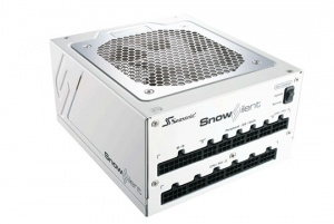 750W Seasonic Snow Silent (Limited Edition) 80Plus...