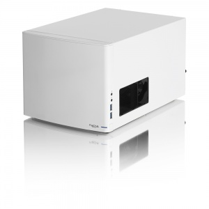 Fractal Design Node 304 Mini ITX Case White