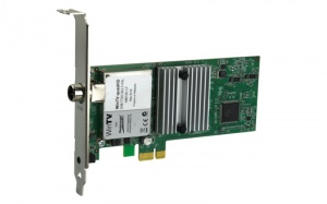 HauppaugeTV QuadHD Four HDTV Tuners in one PCIe ca...