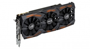ASUS GTX 1070 8GB OC STRIX GAMING