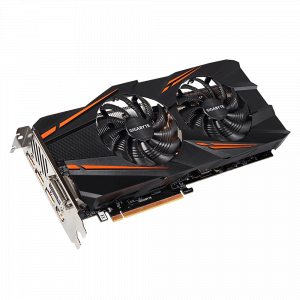 Gigabyte GTX 1070 8GB OC WINDFORCE