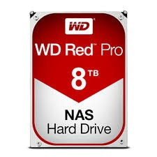 "8TB WD RED PRO INTERNAL 3.5"" DESKTOP SATA DRI..."