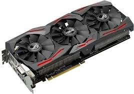 ASUS GTX 1060 6GB OC STRIX GAMING