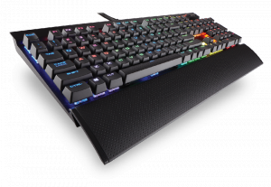 Corsair K70 LUX RGB Mechanical Gaming Keyboard &am...