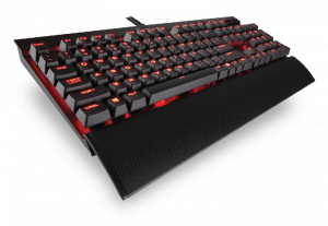 Corsair K70 LUX Mechanical Gaming Keyboard &md...