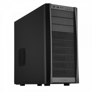 Antec Three Hundred Two Gaming Mid-Tower Case with 2xUSB 3.0 Front Ports; Support Standard ATX; microATX; Mini-ITX Motherboard