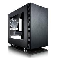 Fractal Design Define Nano S Black ITX Tower w/ Si...