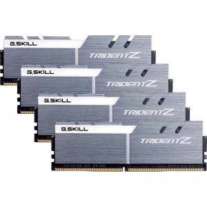 32GB G.Skill DDR4-3200 Quad Channel [Trident Z] F4...