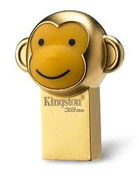 32GB Kingston Limited Monkey USB