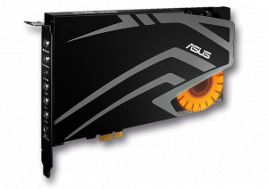Asus STRIX SOAR, 7.1 PCIe gaming sound card, audio...