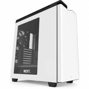 NZXT H440(2015) WHITE/BLACK MID TOWER