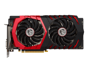 MSI GTX 1060 6GB GAMING X