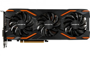 Gigabyte GTX 1080 8GB OC WindForce