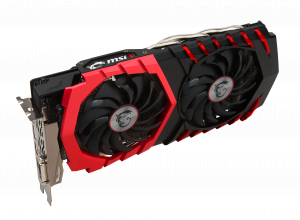MSI RX 480 4GB GAMING X
