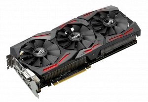 ASUS RX 480 8GB OC STRIX GAMING
