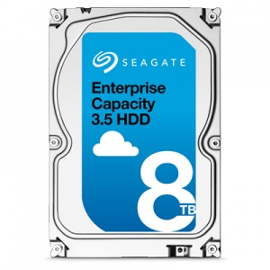 8TB Seagate Enterprise Capacity 3.5, , SATA 6Gb/s,...