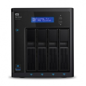My Cloud EX4100 Expert Series 4-Bay Diskless NAS,1...