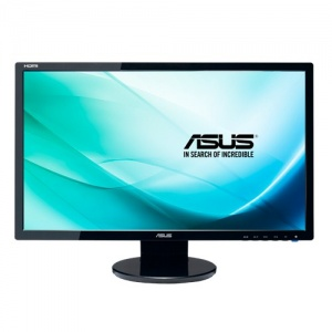 "24"" ASUS VE248HR LED MONITOR"