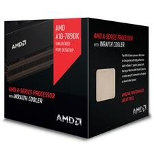 AMD A10 7890K 4.3 GHZ BLACK 95W SKT FM2+ 4MB