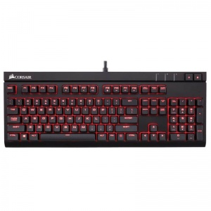 Corsair Gaming STRAFE SILENT Mechanical Keyboard