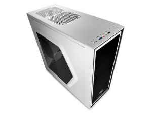 DeepCool White Tesseract SW Mid Tower Chassis (USB...