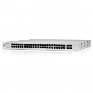Ubiquiti UniFi Switch 48-port Gigabit RJ45 2 SFP 1 serial non PoE