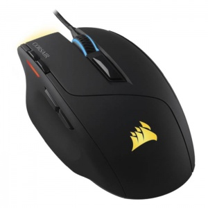 Corsair Gaming SABRE RGB 6400 DPI Optical Gaming M...