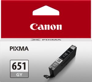 Ink Compatible For Canon CLI-651Gy