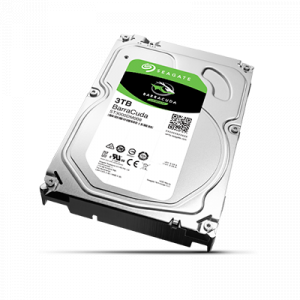 3TB Seagate BARRACUDA 7200RPM 64MB CACHE