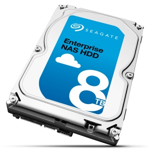"8TB Seagate Enterprise NAS HDD, 3.5"""", S..."