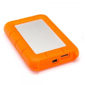 2TB LaCie Rugged Thunderbolt & USB3