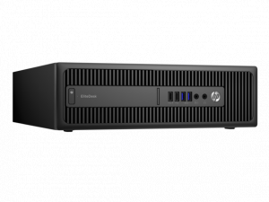 HP 800 EliteDesk G2 SFF, i5-6500 3.2GHz, 8GB DDR4-...