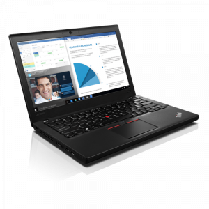 "Lenovo X260, I5-6200U, 12.5"""" HD, 4GB RA..."