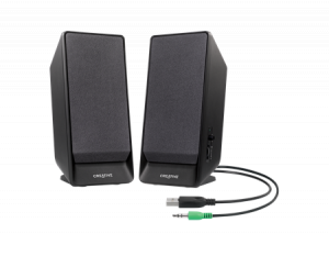 Creative A50 2.0 Channel SBS Speakers System