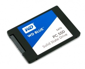1TB WD Blue SSD, 2.5 Form Factor, SATA Interface, ...