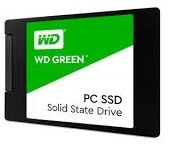 120GB WD Green, 2.5 Form Factor, SATA Interface, ,...