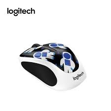 Logitech M238 Wireless Mouse -SPACEMAN