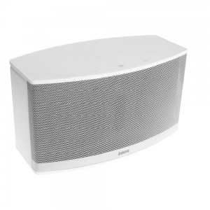 Laser Q10 Wi-Fi Multi Room Speaker WHITE